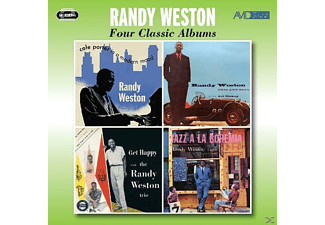 Randy Weston - 4 Classic Albums [CD]