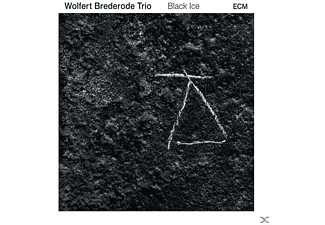 Wolfert Brederode Trio - Black Ice - (CD)