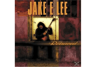 Jake E. Lee - Retraced - (CD)