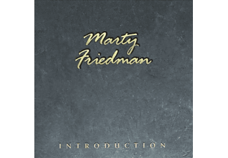Marty Friedman - Introduction - (CD)