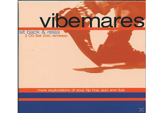 Vibemares - SIT BACK & RELAX - (CD)