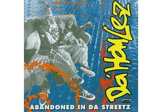 Da Homlez - Abandoned In Da Streetz - (CD)