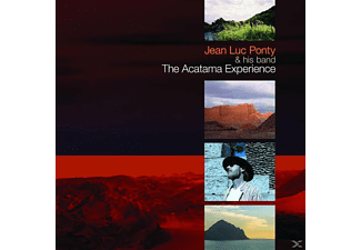 Jean-luc Ponty - ACATAMA EXPERIENCE THE - (CD)