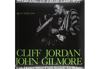 Cliff Jordan, John Gilmore, VARIOUS - Blowing In From Chicago - (Vinyl)