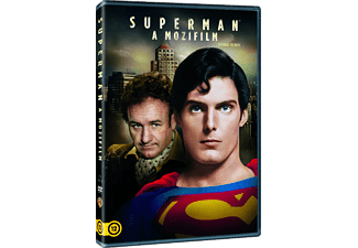 Superman - A Mozifilm (DVD)