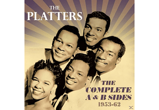 The Platters - The Complete A & B Sides 1953-62 - (CD)