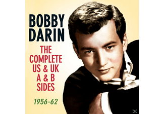 Bobby Darin - The Complete Us & Uk A & B Sides 1956-62 - (CD)