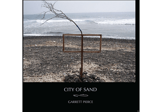 Garrett Pierce - City Of Sand - (LP + Download)