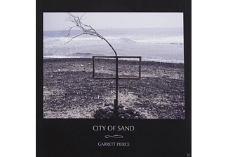 Garrett Pierce - City Of Sand - (CD)