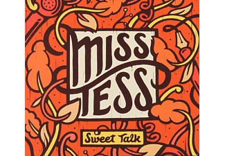 Miss Tess - Sweet Talk - (CD)