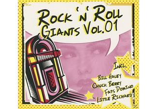 Various Aritist - Rock'n'roll Giants Vol.1 [CD]