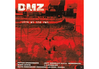 Dmz - Live At The Rat - (CD)