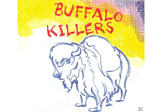 Buffalo Killers - Buffalo Killers - (CD)