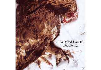 Two Gallants - The Throes [CD]