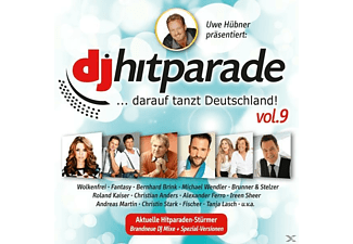 VARIOUS - Dj Hitparade Vol.9 - (CD)