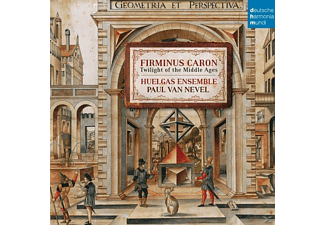 Huelgas Ensemble - Firminus Caron - Twilight Of The Middle Ages [CD]