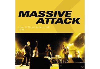 Massive Attack - Live At The Royal Albert Hall - (Vinyl)