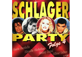 VARIOUS - Schlagerparty 4 [CD]