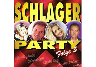 VARIOUS - Schlagerparty 5 [CD]