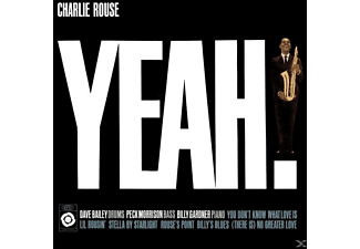 Charlie Rouse - Yeah! [CD]