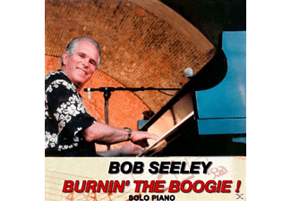 Bob Seeley - Burnin' The Boogie - (CD)