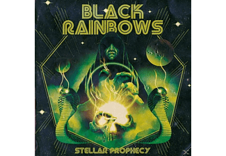 Black Rainbows - Stellar Prophecy [CD]
