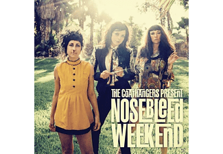 The Coathangers - Nosebleed Weekend [CD]