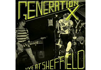 Generation X - Live At Sheffield [Vinyl]
