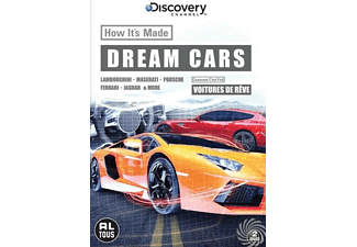 How Its Made Dream Cars - Seizoen 1 | DVD