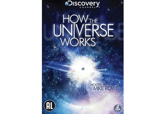 How The Universe Works - Seizoen 1 | DVD