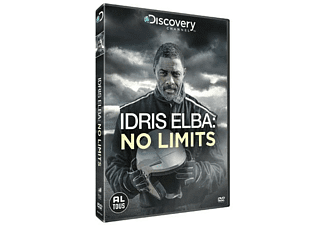Idris Elba No Limits - Seizoen 1 | DVD
