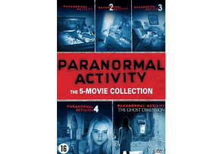 Paranormal Activity - The 5 Movie Collection | DVD