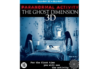 Paranormal Activity 5 - The Ghost Dimension (3D) | Blu-ray