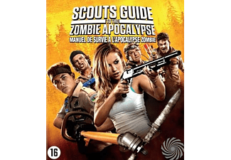 Scouts Guide To The Zombie Apocalypse | Blu-ray