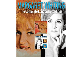 Margaret Whiting - Complete London Recordings - (CD)