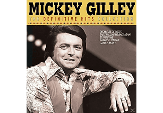 Mickey Gilley - Definitive Hits Collection - (CD)