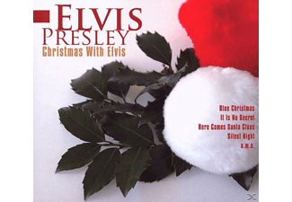 Elvis Presley - Christmas With Elvis Presley - (CD)