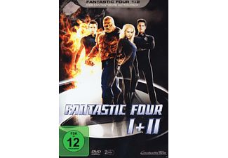 Fantastic Four 1+2 [DVD]