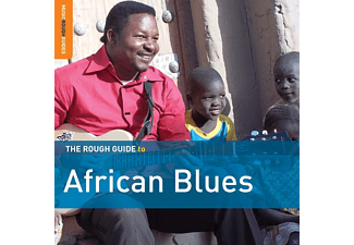 VARIOUS - The Rough Guide To African Blues - (CD + Bonus-CD)