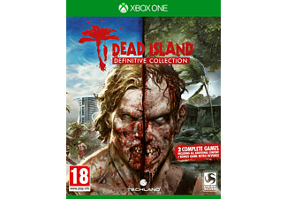 Dead Island Definitive Collention Xbox One