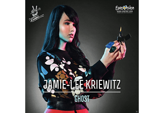 Jamie-Lee Kriewitz - Ghost (2-Track) - (5 Zoll Single CD (2-Track))