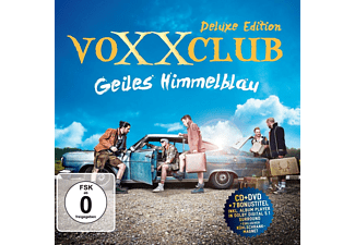 Voxxclub - Geiles Himmelblau (Deluxe Edition) - (CD + DVD Video)