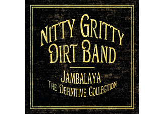 Nitty Gritty Dirt Band - Jambalaya - The Definitive Collection - (CD)