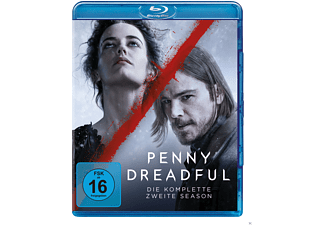 Penny Dreadful - Staffel 2 [Blu-ray]