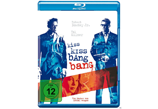 Kiss Kiss Bang Bang - (Blu-ray)