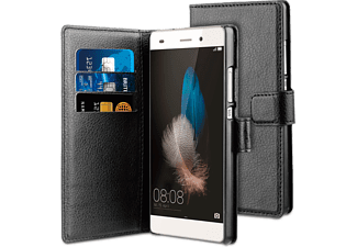 BE HELLO Wallet P8 Lite Zwart