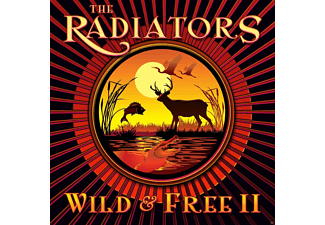 The Radiators - Wild & Free 2 - (CD)