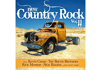 VARIOUS - New Country Rock Vol.11 - (CD)