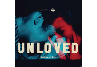 Unloved - Guilty Of Love - (CD)