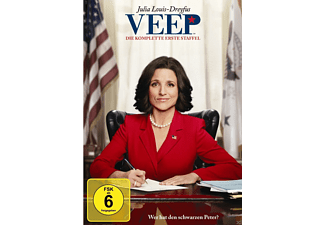 Veep - Staffel 1 - (DVD)